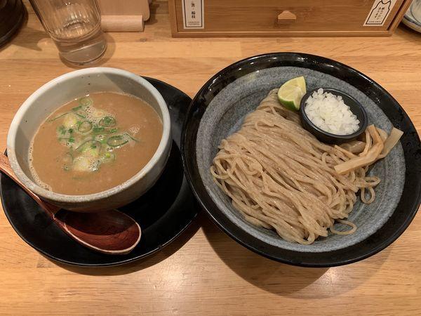 「つけ麺 850円」@麺匠 たか松 本店の写真