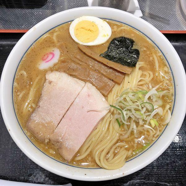 「中華そば ¥900」@松戸富田麺絆の写真