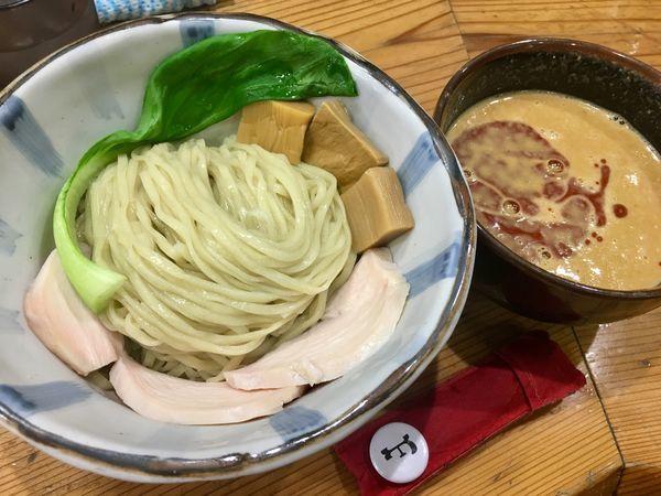 「担担つけ麺」@麺屋 さん田の写真