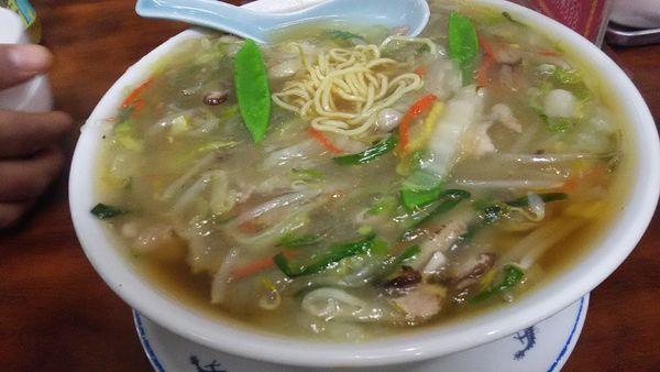 「サンマー麺」@南京亭の写真