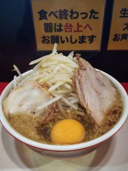 「ラーメン(並):680円」@ダントツラーメン 高松一番店の写真
