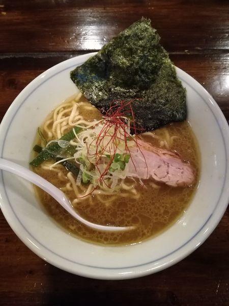 「鶏そば:700円」@らぁめん 欽山製麺所の写真