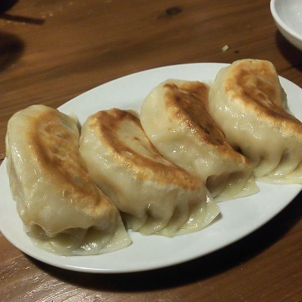 「練馬大餃子」@麺 酒 やまのの写真