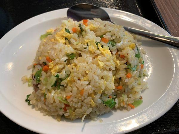 「チャーシュー麺+半チャーハン」@中国家庭料理 你好 新橋店の写真
