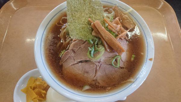 「中華そば 700円」@イナリ食堂の写真
