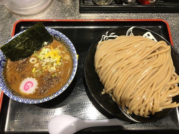 「濃厚つけ麺(特)」@松戸富田麺絆の写真