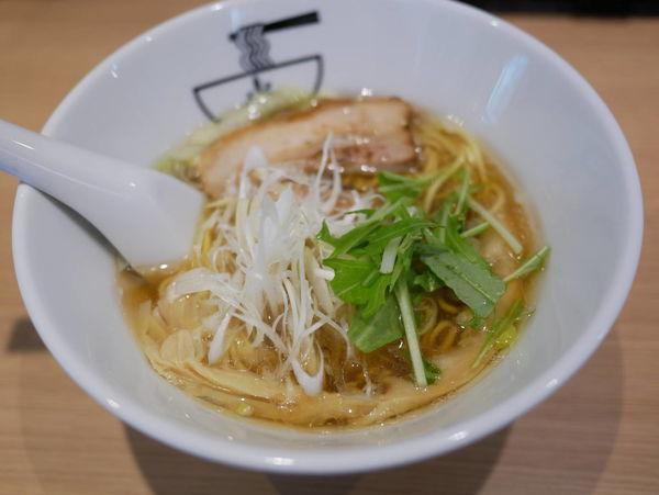 「中華そば 麺硬め」@中華そば  光の写真