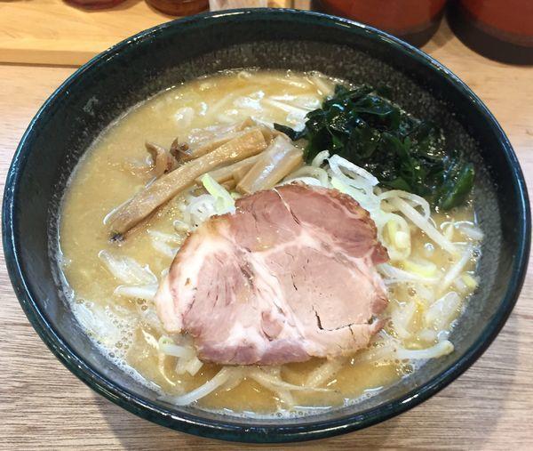 「札幌味噌ラーメン730円」@北海道らーめん 味八の写真