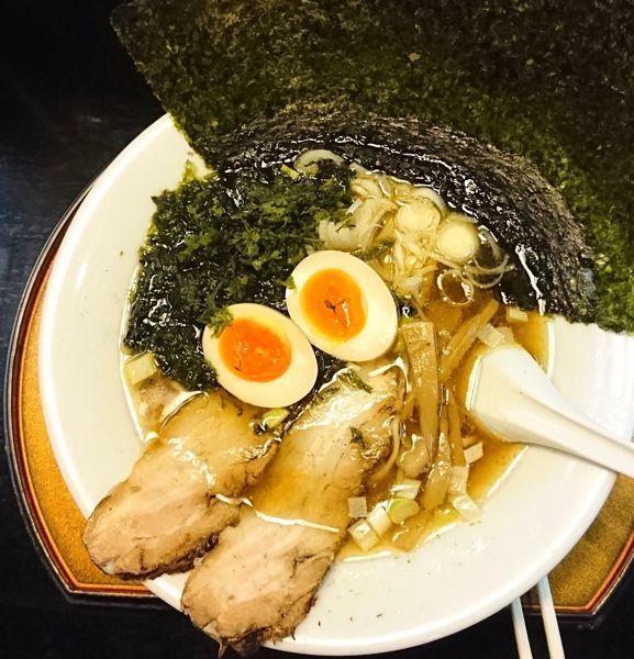 「烈士ラーメン 全部のせ」@信濃神麺 烈士洵名 長野店の写真