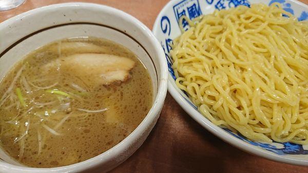 「つけ麺(810円)」@風風ラーメン 朝霞台店の写真