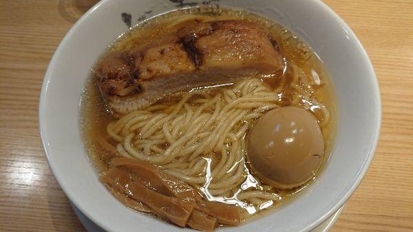 「macro 864円」@人類みな麺類の写真