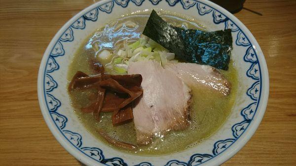 「煮干しらーめん 並_780円」@つじ田 奥の院の写真