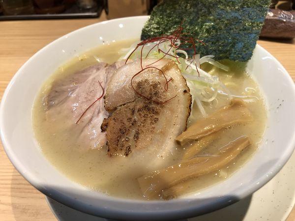 「とんしお」@麺屋 辰巳の写真