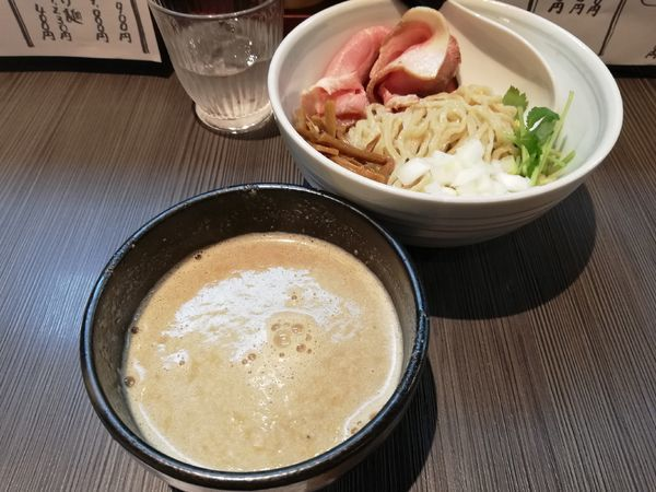 「牡蠣味噌つけ麺」@味噌専門店 〜味噌呉田 life〜の写真
