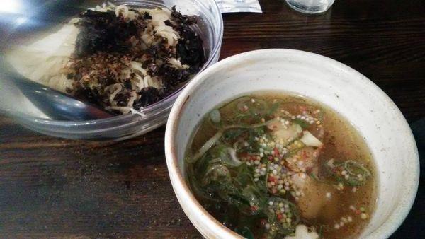 「つけ麺」@麺場voyageの写真