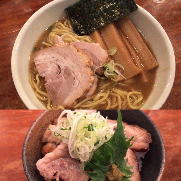 「ラーメンセット 1,000円」@noodlesの写真