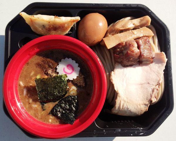 「濃厚豚骨魚介つけめん」@中華蕎麦とみ田 冨田治PRESENTS 最強ラーメン祭2019 in 小山の写真
