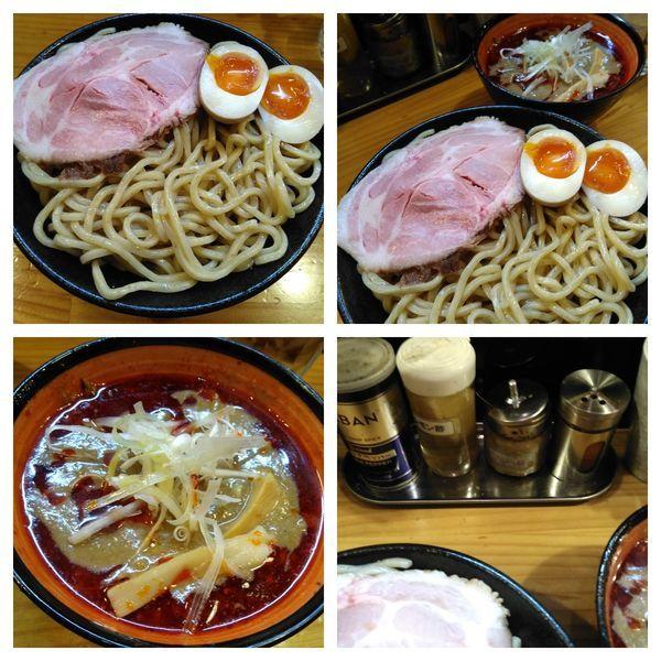 「辛味噌つけ麺特盛」@miso style となみの写真