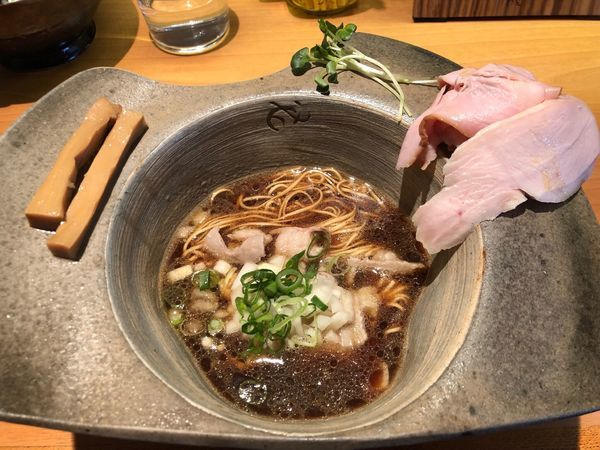 「ホルブラ」@拉麺 成の写真