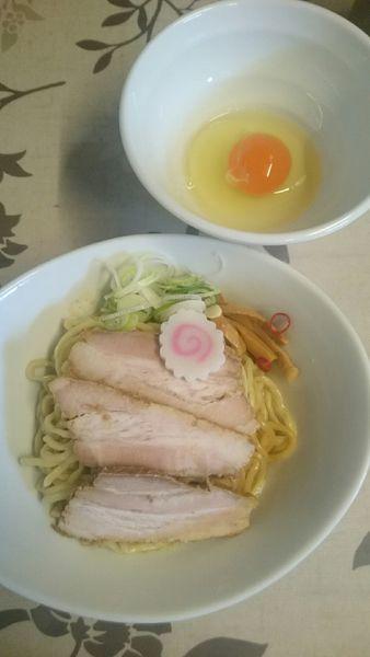 「キタノカオリ油そば   700円」@小烏丸 ramen-laboの写真