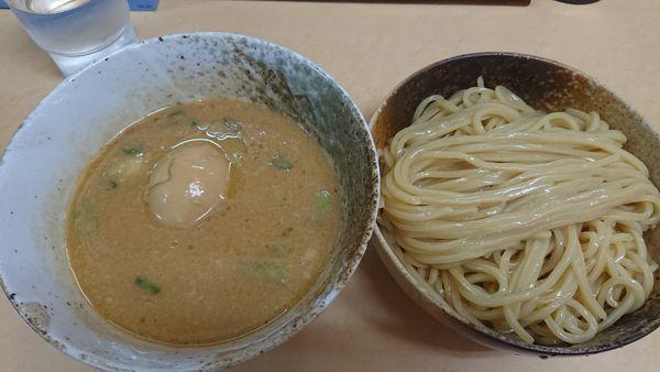 「限定濃厚つけ麺 大盛 900円」@三谷製麺所の写真