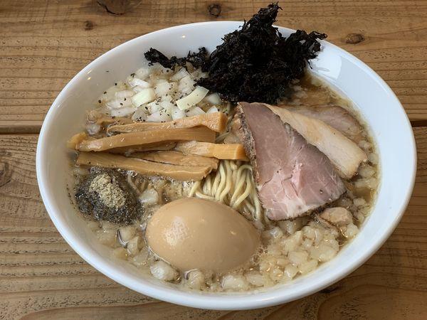 「特製 Swallowらぁ麺」@The Noodles & Saloon Kiriyaの写真
