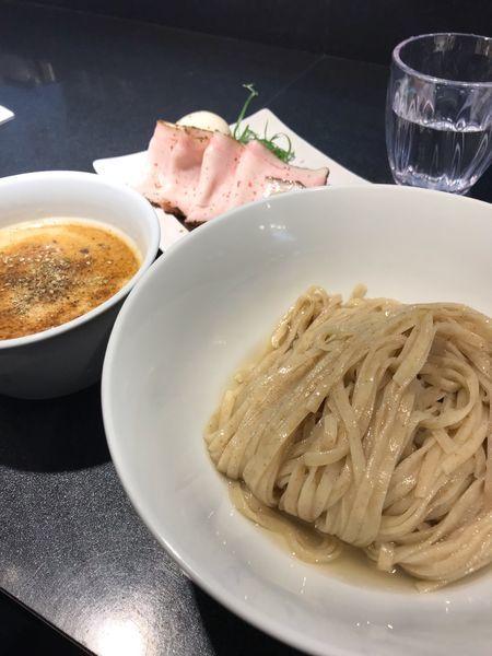 「醤油つけsoba」@Japanese Soba Noodles 蔦の写真