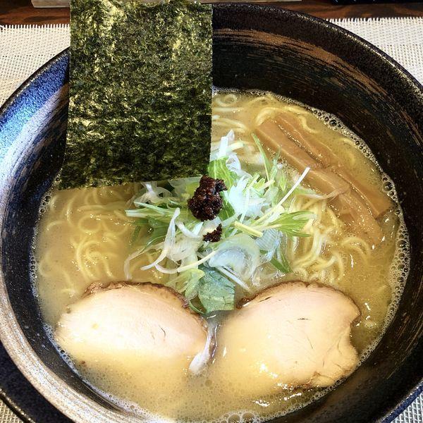 「鶏こく麺」@麺や KICHŌMENの写真