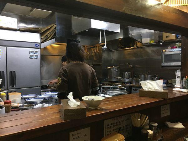 「ラーメン」@ラーメン無限大 船橋店の写真