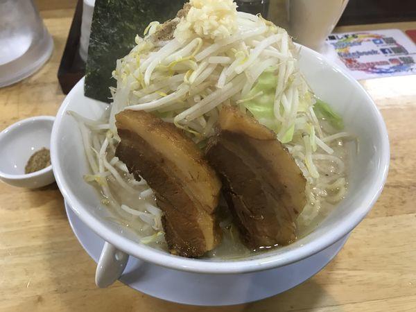 「塩ラーメン」@麺屋 しずる 豊田福受店の写真