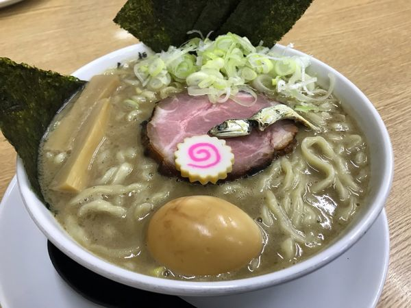 「クンニボ 940円」@麺屋 白神の写真