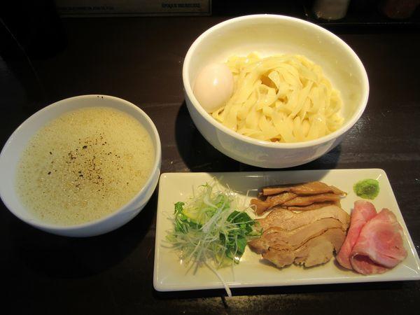 「特製つけ麺(1030円)」@麺屋三一五の写真