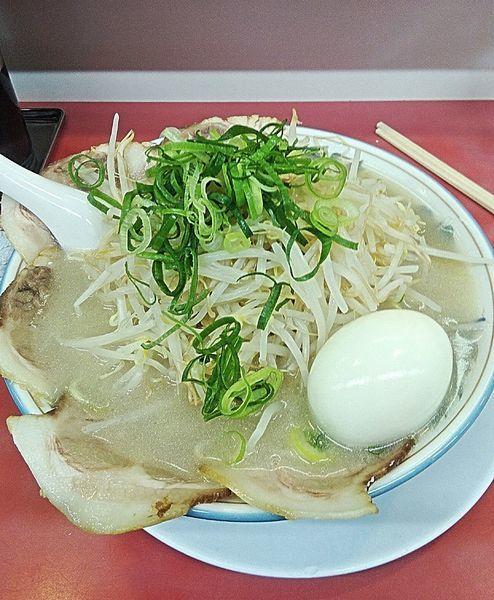 「特製ラーメン 800円+ゆで卵 50円」@ラーメン福 内田橋店の写真