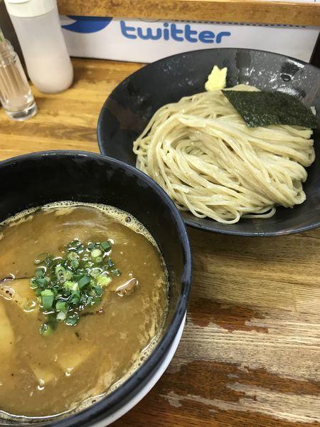 「つけ麺」@ラーメン屋 桑原亭 東川口店の写真