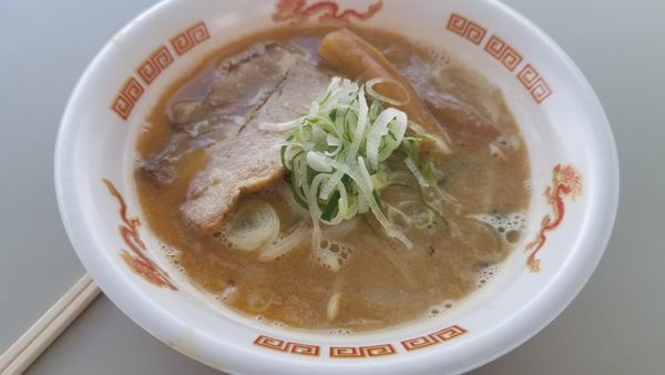 「特濃酉味噌ラーメン」@信越麺戦記パート11 新時代ご当地ラーメン開戦の章の写真