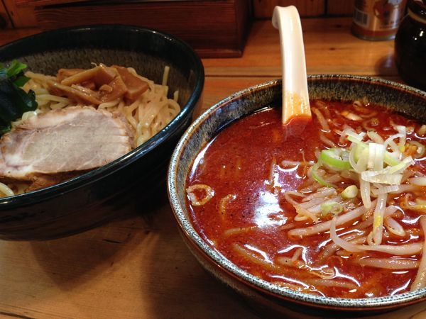 「味噌つけ麺」@味噌らーめん屋 宏ちゃんの写真