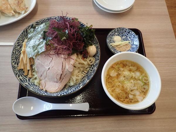 「海藻ざるつけ麺 880円+α」@龍のひげ 一義の写真