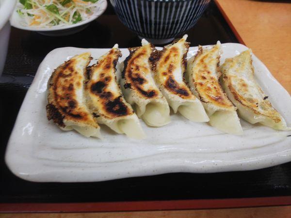 「餃子セット」@中国料理 瑞季餃子房の写真