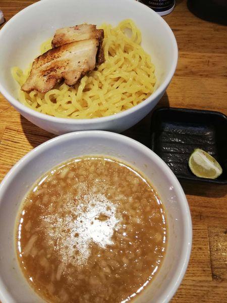 「煮干しつけ麺」@煮干し中華そば三四郎の写真