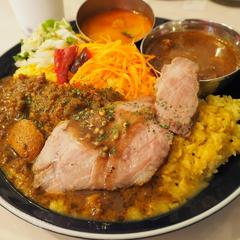 Curry & Spice Bar 咖喱人の写真