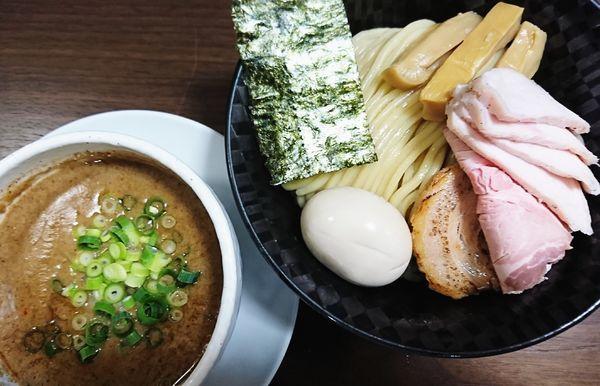 「特製つけめん(1050円)」@麺屋 むじゃきの写真