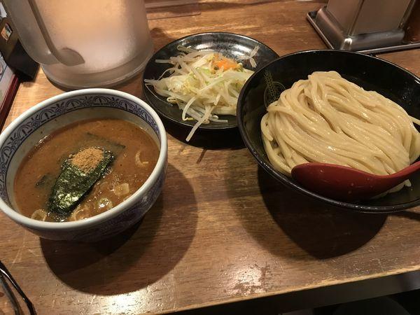 「つけ麺」@つけ麺専門店三田製麺所 梅田店の写真