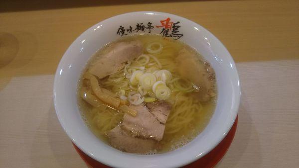「会津山塩物語 650円」@優味麺亭 鸐の写真