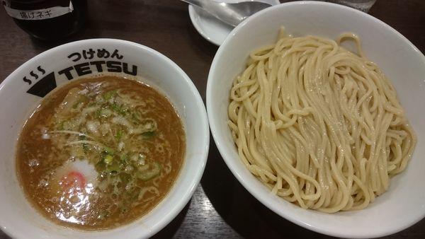 「つけ麺【夜ver】」@つけめん102 川口店の写真
