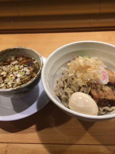 「味玉つけ麺950円」@らぁめん・つけめん 粋やの写真