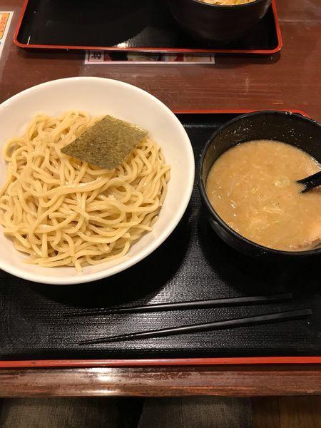 「味噌つけ麺 大盛り」@らーめん えん者の写真