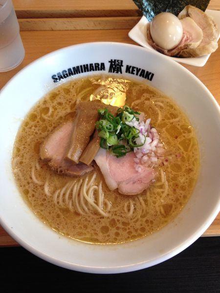 「特味噌 1100円」@Sagamihara 欅の写真