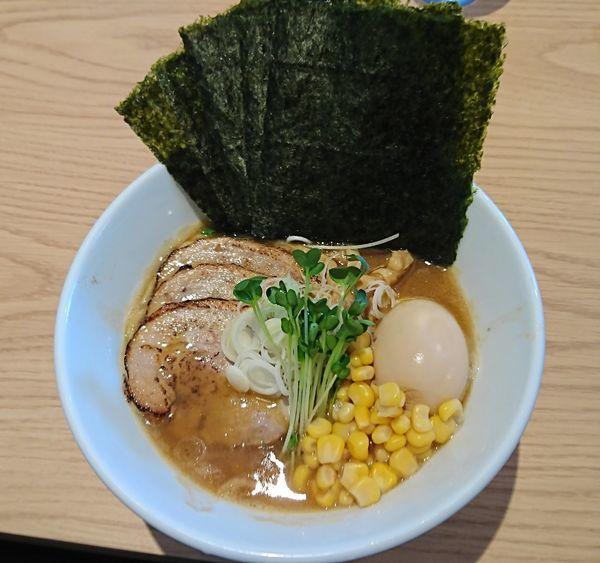 「特製味噌ラーメン(1150円)」@杏と桜の写真