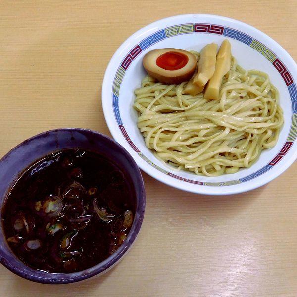 「甘い辛い酸っぱいつけ麺 並(200g 850円)」@煮干鰮らーめん 圓の写真