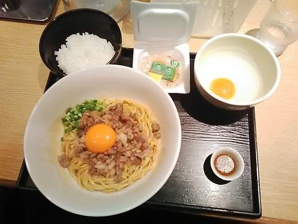 「『牛~脂~そば』(基本味)」@麺屋 一燈の写真